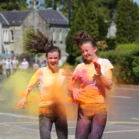 MiniMarathonColour Run
