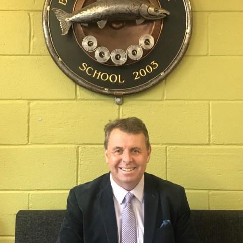 Principal Denis Ring